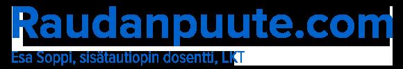 Raudanpuute.com Logo